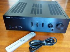New ListingYamaha A-S1000 Stereo Integrated Amplifier with Remote 50 Pounds Great Condition