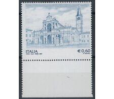 ITALIA REPUBBLICA 2007 Varietà Polirone (dent. spostata in basso) MNH** ©