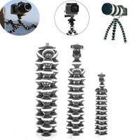 Octopus Flexible Tripod Stand Gorillapod Holder for GoPro 6 5 Canon Nikon Sony