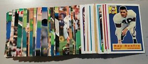 Variety - 1956, '81, '85, '87-89, '92, '94 Topps MLB, 71 cards sold as 1 lot