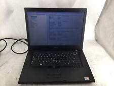 Dell Latitude E6500 Intel Core 2 Duo 2.4GHz 4gb RAM Laptop Computer -CZ