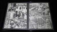 1960 Pittsburgh Pirates World Series Parade Framed 12x18 Photo Display