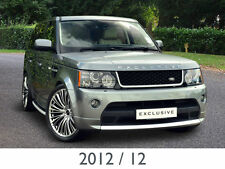 2012 12 Land Rover Range Rover Sport 3.0 TDV6 Autobiography EXCLUSIVE EDITION