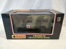 Eagle / Universal Hobbies 440400 RED CRESCENTS Series 3 Land Rover 109 1:18 MIB