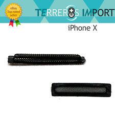 Rejilla Altavoz Auricular y Malla Antipolvo para iPhone X