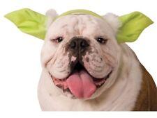 Star Wars Yoda Pet Costume Dog Headpiece - Small/Medium Rubies 888250