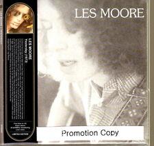 Les Moore - Yesterday Remastered LP Miniature Promo CD Korea