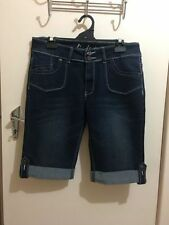 City Chic Denim Shorts for Women