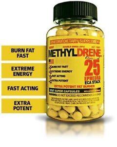 Methyldren Cloma Pharma Fettverbrenner Fatburner 100 Kapseln