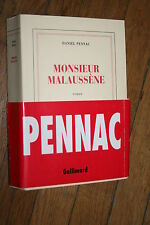 MONSIEUR MALAUSSENE par DANIEL PENNAC éd GALLIMARD 1995
