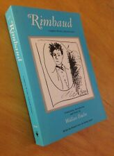 Rimbaud Complete Works, Selected Letters book S/C Wallace Fowlie 1966- Very Good