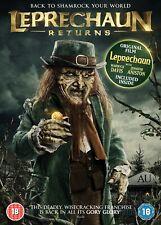 Leprechaun/Leprechaun Returns [DVD]