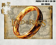 puzzle THE LORD OF THE RINGS (map)