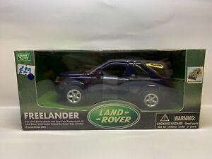 Smart Toys  - Land Rover Freelander Dark Blue - Diecast Model - 1/24 Scale