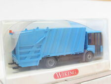 Wiking 638 02 30 MB ECONIC pressmüllwagen Faun OVP (d5538)