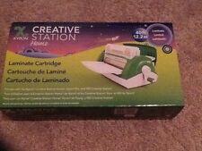 New listing Xyron Creative Station Home Laminate Cartridge