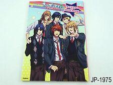 Uta no Prince Sama Maji Love 1000% Character & Voice Book Japanese Artbook Japan