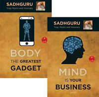 Sadhguru  Mind is your Business/Body the Greatest Gadget (2 Books in 1)