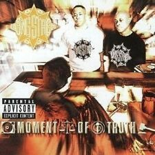 "Gang Starr ""moment of Truth"" CD 20 tracks nuovo"