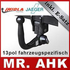 Mercedes C-Klasse W203 S204 00-07 Anhängerkupplung AHK abnehmbar 13pol spe ESatz