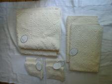 100% Cotton Oversized Bath Towels Set 8 Piece Towel/Hand/Face Washcloths