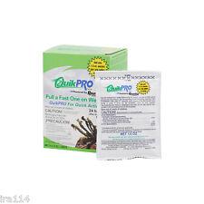Roundup QuikPro Herbicide 73.3% QuickPro Sampler 1 Packet Makes - 1 Gallon