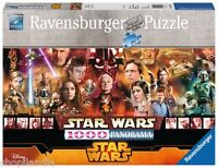 PUZZLE Star Wars RAVENSBURGER 15067 LAS LEYENDAS DE STAR WARS 1000 Piezas Pieces