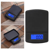 Portable LCD Mini Digital Scale Jewelry Pocket Balance Weight Gram 0.01g - 500g