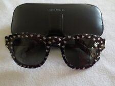 bb4856a5df Saint Laurent Bold 2 black frame heart sunglasses. With case.