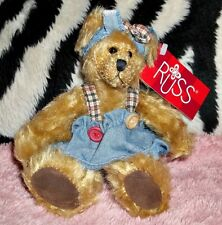 Russ Bears from the past Nwt Item No. 100343