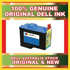 Genuine Original Dell A920 720 Series 1 T0530 Colour Ink Cartridge New Sealed