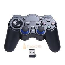USA2.4G Wireless Game Controller Gamepad Joystick for Android TV Box Tablets PC