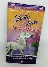 BOOSTER BELLA SARA - EDITION MES AMIS MAGIQUES - NEUF - 5 CARTES n°1
