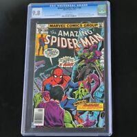 Amazing Spider-Man #180 (1978) 🔥 CGC 9.8 White 🔥 Green Goblin & Silvermane App