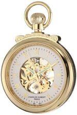 Charles-Hubert Brass Case Watches