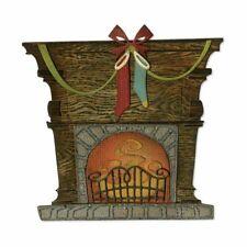 Sizzix Thinlits Die Set by Tim Holtz 10pcs - Fireside #664193