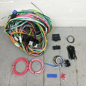 1948 - 1952 Ford Truck Wire Harness Upgrade Kit fits painless update complete