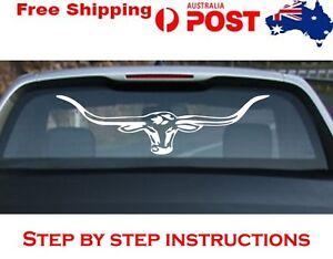 Vinyl Sticker Decal Large, Medium ,SMALL Car + Instructions
