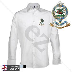 The Queens Regiment - Long or Short Sleeve Shirt