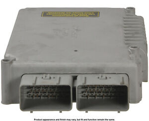 Remanufactured Electronic Control Unit  Cardone Industries  79-6397V