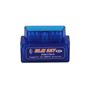 ELM327 OBD2 Code Scanner Bluetooth Adapter V1.5 Diagnostic Interface For Android
