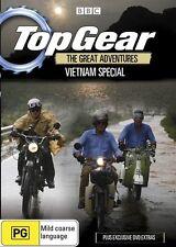 Top Gear - The Great Adventures : Vietnam Special (DVD, 2009) (D159)