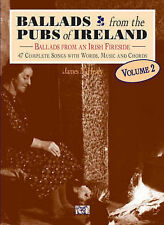 Ballads From The Pubs Of Ireland, Vol. 2 Piano Accompaniment Book
