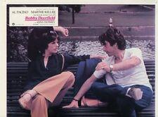 ANNY DUPEREY AL PACINO BOOBY DEERFIELD 1977 VINTAGE PHOTO LOBBY CARD N°5
