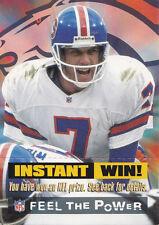 (1200) John Elway Denver Broncos Instant Win Game Cards