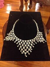 Antique/Vintage Kuchi Tribal Gypsy Belly Dancing Necklace with Bells!