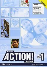 (CAT).(14).BURLINGTON ACTION 1ºESO.(WORKBOOK) *CATALAN*. ENVÍO URGENTE (ESPAÑA)