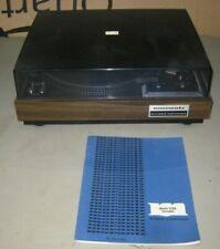 Marantz 6200 Turntable Record Player