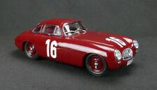 CMC Models M160 MERCEDES 300sl Diecast Model Race Car No.16 GP Bern 1952 1 18th