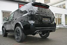 Toyota Land Cruiser 150 Prado Wide Arches Fender Flares Widebody Verbreitung